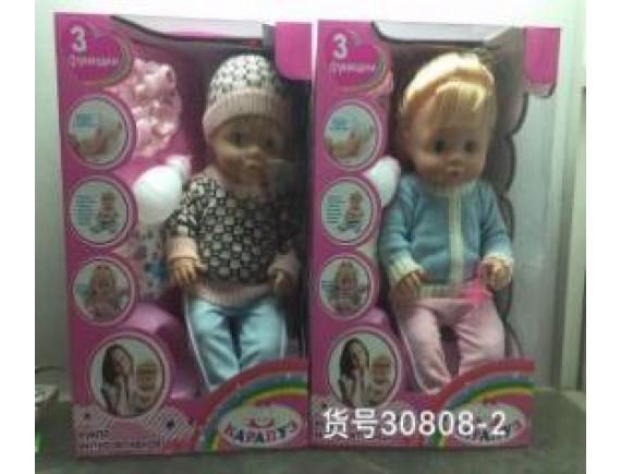 Кукла по русски 6 функций LT30808-2