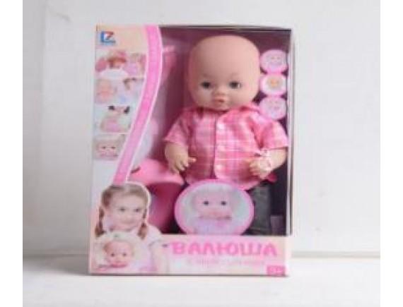 Кукла Валюша 6 функций LT30903-12