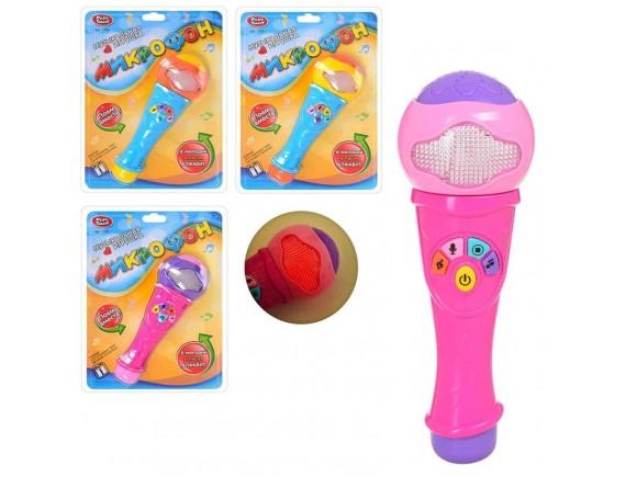 Микрофон на батарейках Play Smart LT7750