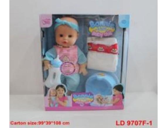 Кукла 24шт в кор LTLD9707F-1
