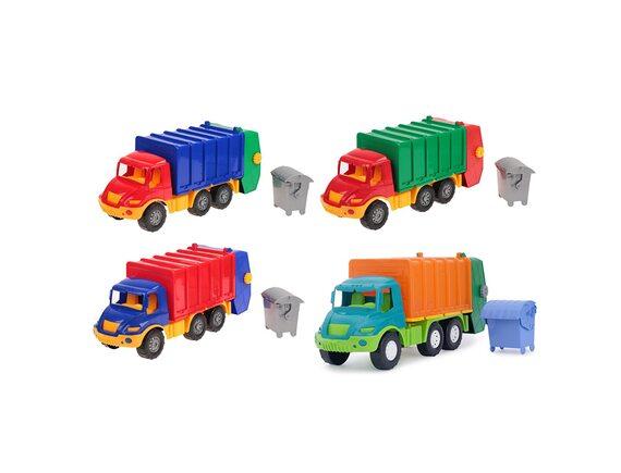 """Машинка """"Атлантис"""" мусоровоз 0633"""