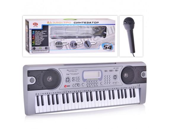 Детский синтезатор 0892