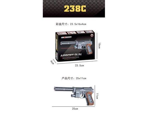 """Игрушечное оружие """"Пистолет"""" 100001912"""