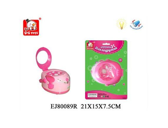 Электрогриль-Мультиварка Маленький быт S+S Toys EJ889R 100489712
