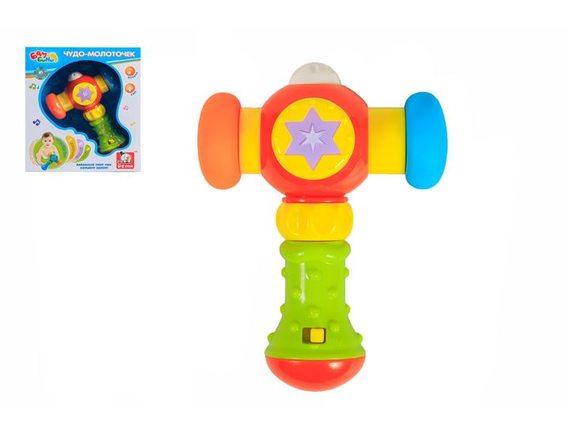 """Развивающая игрушка """"Чудо-молоточек"""" 100637708"""
