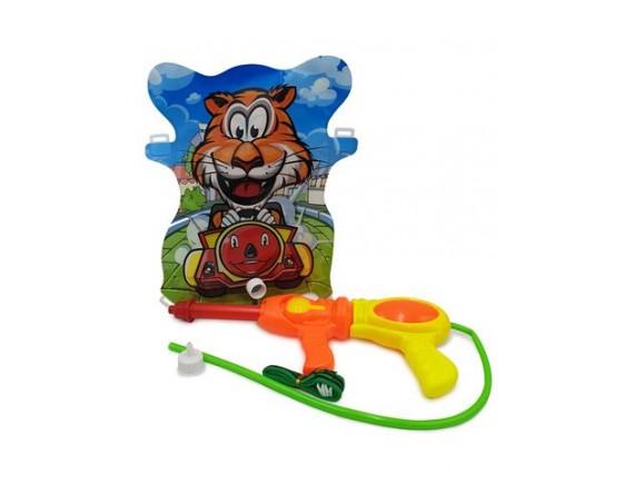 Оружие игрушечное (водное) 100697331 - приобрести в ИГРАЙ-ОПТ - магазин игрушек по оптовым ценам