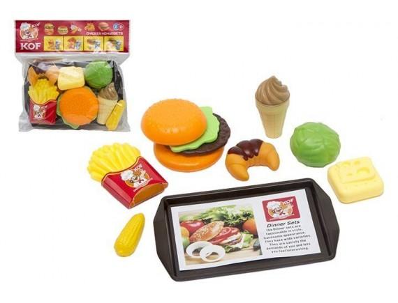 """Игровой набор """"Гамбургер"""" 100928579"""