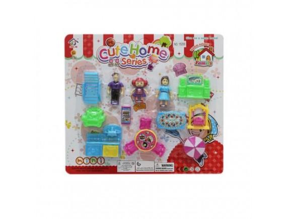 """Игровой набор """"Мебель для куклы"""" 100955464"""