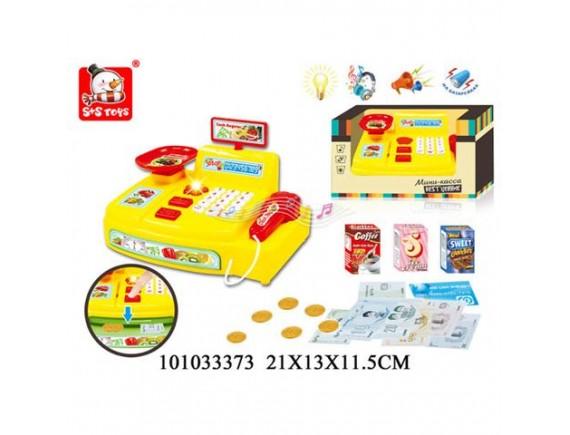 """Игровой набор """"Супермаркет"""" на батарейках 101033373"""