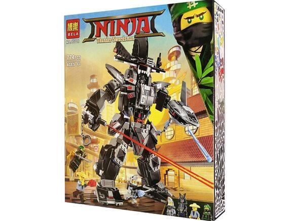 Конструктор BELA Ninja Робот-великан Гармадона 10719