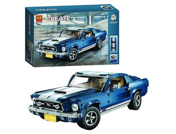 Конструктор LARI Creator «Ford Mustang» 11293