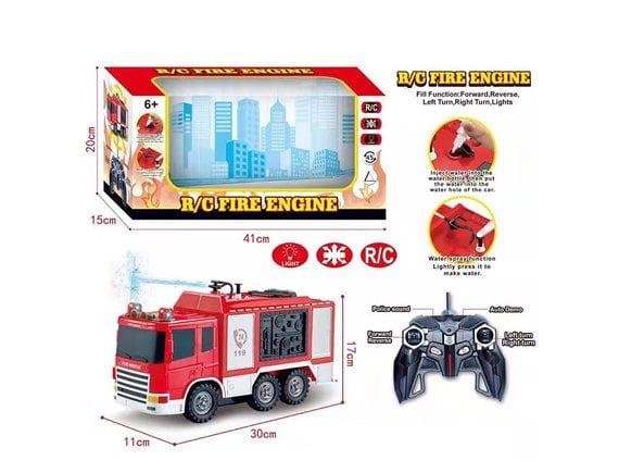 Пожарная машина на р/у 128A-22