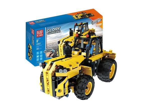 Конструктор Трактор на р/у 13017