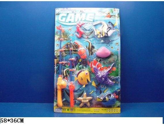 Игровой набор Рыбалка 13583