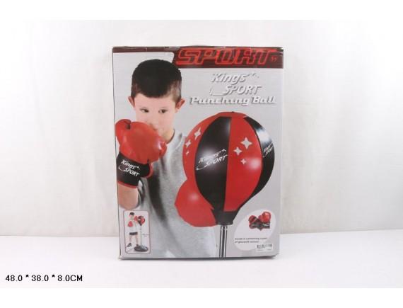 Набор для бокса Kings Sport - Груша и перчатки 143881.1