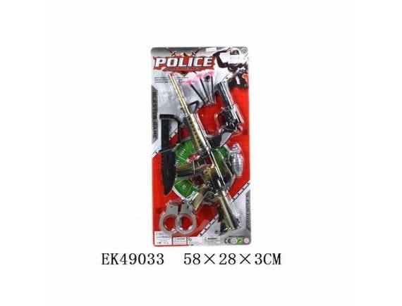 Полицейский набор 163-7
