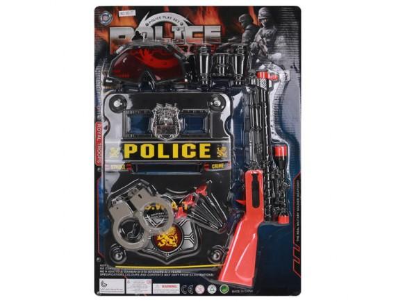 Полицейский набор 163-77