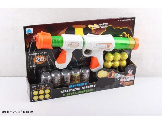 Игрушечное ружье с шариками 166B-1