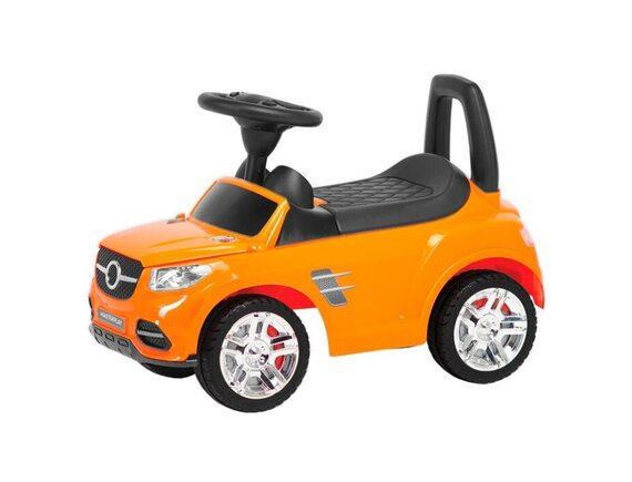 Машина-каталка MB (оранжевый) 2-002O
