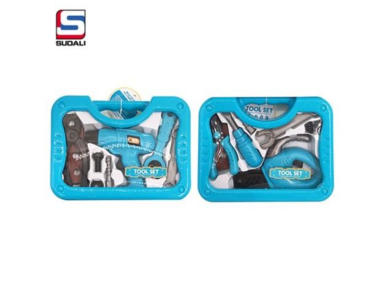 Игровой набор инструментов в чемодане 200041416