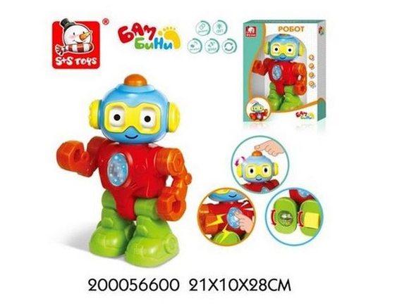 """Развивающая музыкальная игрушка """"Бамбини"""" 200056600"""
