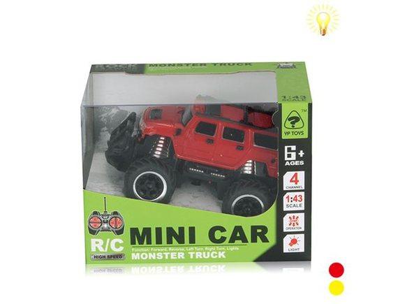 р/у машина Mini Car, 1:43 200073791