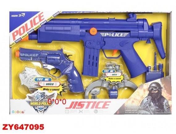 """Игровой набор """"Полицейский"""" 200089101"""