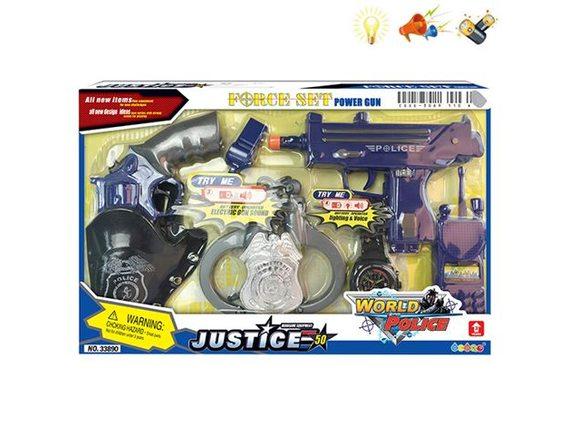 """Игровой набор """"Полиция"""" 200089154"""