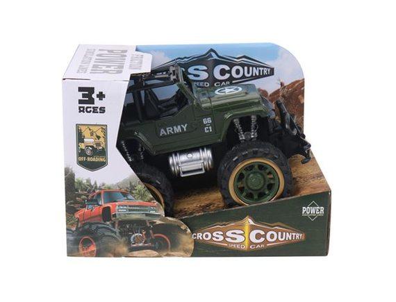 Машинка Cross Country 200129032