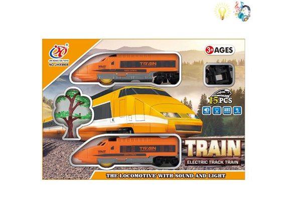 Железная дорога 200209704