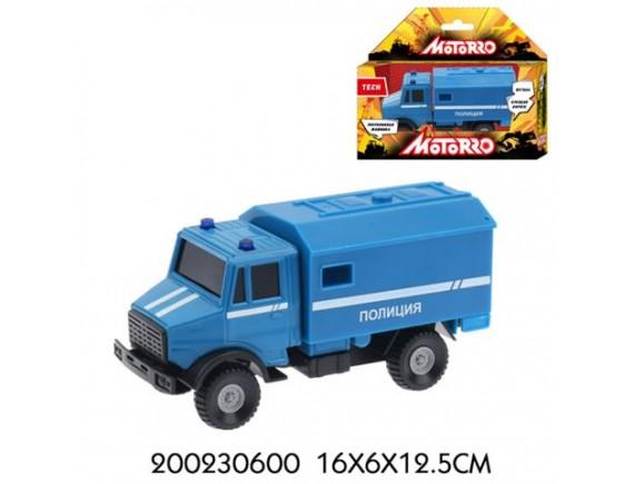 "Машинка Motorro ""Полиция"" 200230600"