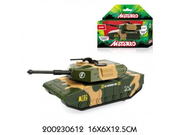 """Машинка Motorro """"Танк"""" 200230612"""