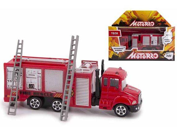 """Машинка Motorro """"Пожарная охрана"""" 200230918"""