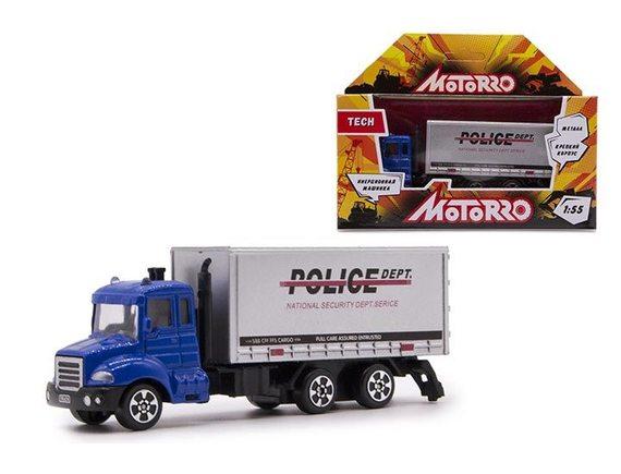 "Машинка Motorro ""Полиция"" 200230924"