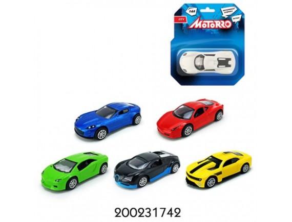 Машинка Motorro в ассортименте 200231742
