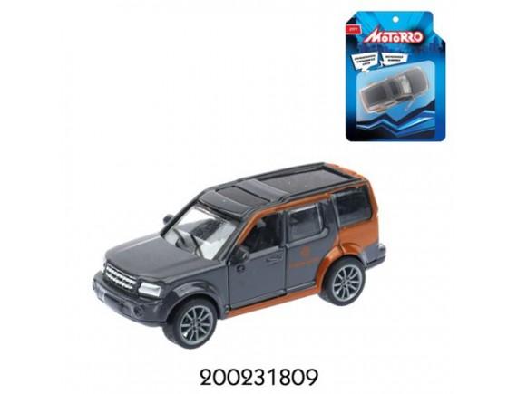 """Машинка  Motorro """"Джип"""" 200231809"""