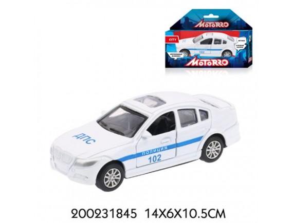 "Машинка Motorro ""Полиция"" 200231845"