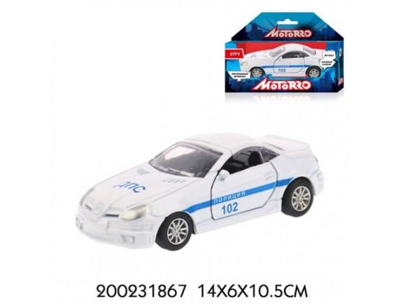 "Машинка Motorro ""Полиция"" 200231867"