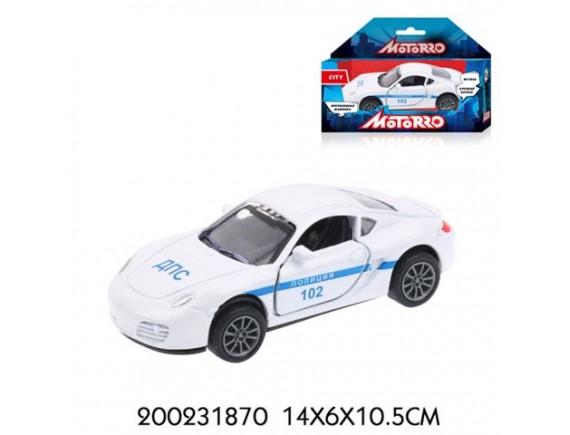 "Машинка Motorro ""Полиция"" 200231870"