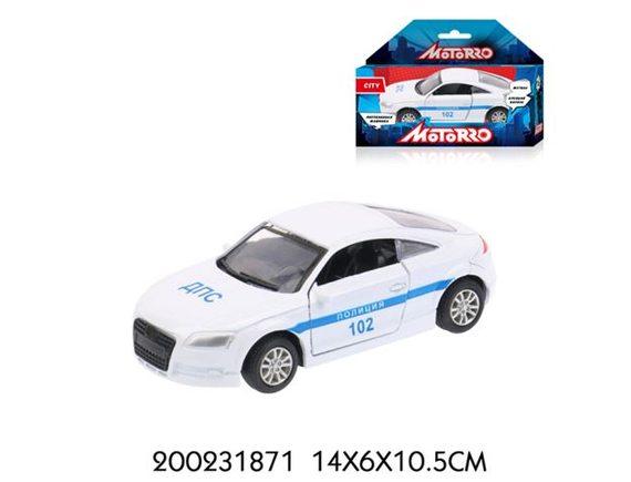 "Машинка Motorro ""Полиция"" 200231871"