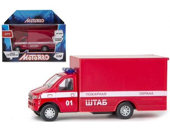 """Машинка Motorro """"Пожарная охрана"""" 200232042"""