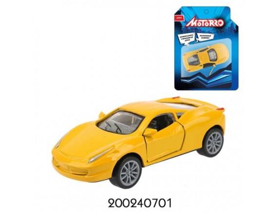 """Машинка  Motorro """"Гонка"""" 200240701"""