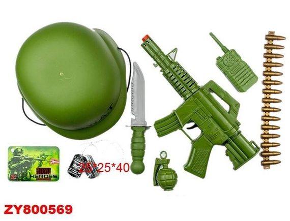 """Игровой набор """"Военный"""" 200249436"""