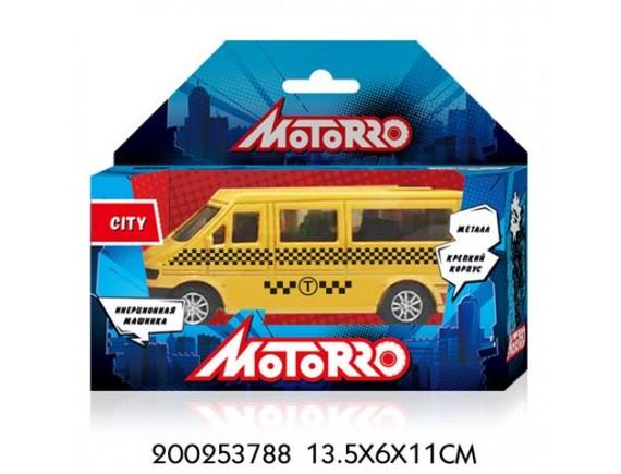 """Машинка Motorro """"Такси"""" 200253788"""