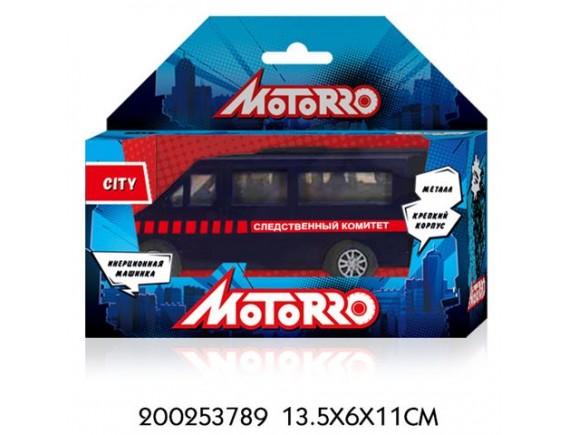 """Машинка Motorro """"Следственный комитет"""" 200253789"""