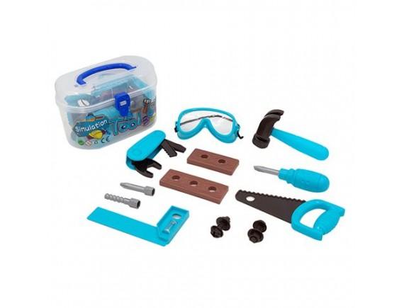Игровой набор инструментов в чемодане 200265501
