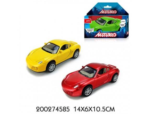 Машинка Motorro в ассортименте 200274585