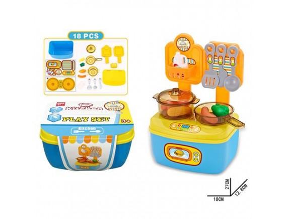 """Игровой набор """"Кухня"""" в чемодане 200281158"""