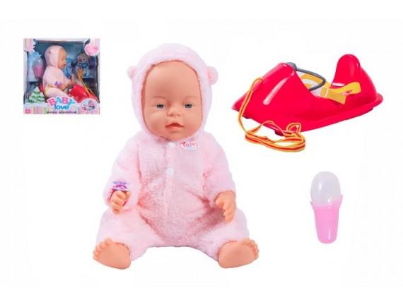 Кукла функциональная Baby Love 200281543