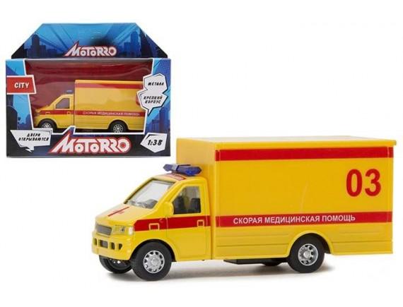 """Машинка Motorro """"Реанемобиль"""" 200341232"""